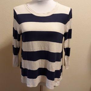 J Crew | Stripe Swingtime Sweater.
